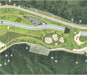 Kanal Ankara Projesine 4 Talip