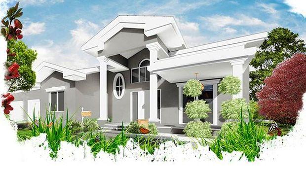Kuğu Gölü Villaları Projesinde 1 Milyon 400 Bin TL'ye 5+1