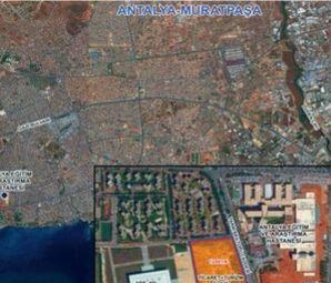 Mesa Mesken Antalya Muratpaşa Projesinde İmzalar Atıldı