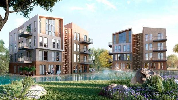 Nef Ormantepe Fiyatları 279 bin TL'den Başlıyor! Yeni Proje
