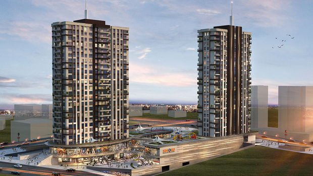 Luxera Meydan ve Luxera Yenibosna 333 Bin TL'den Satışta