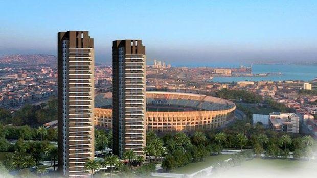 Dap İzmir Projesinde Yüzde 5 Peşinatla 199 bin TL