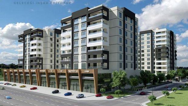 La Viva Yenikent Projesinde 270 Bin TL'ye 3+1