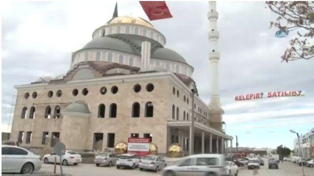 """Bursa'da Satılık """"Kelepir"""" Cami"""