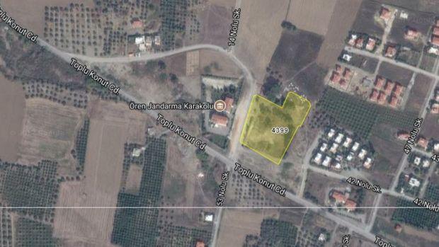 Milas'ta 7 Milyona Satılık Arsa