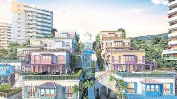 Park Yaşam Santorini Fiyat Listesi! 228 Bin TL'den Başlıyor!