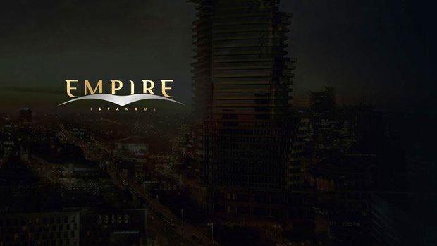 Empire İstanbul Fiyatları 439 Bin TL'den Başlıyor
