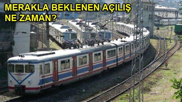 Bakan Arslan İstanbul Banliyö Hatlarının Açılış Tarihini Verdi