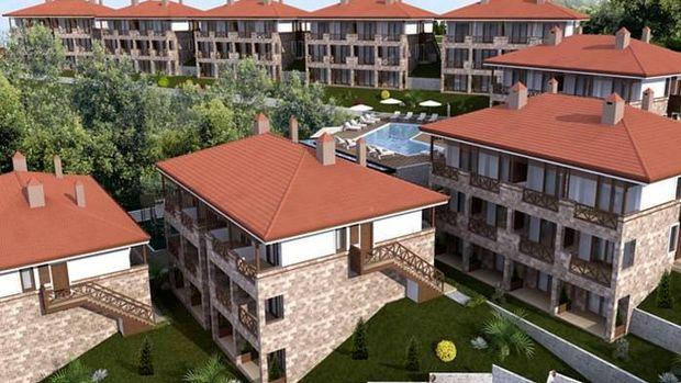 Yaren Park Evleri Fiyatları 200 Bin TL'den Başlıyor