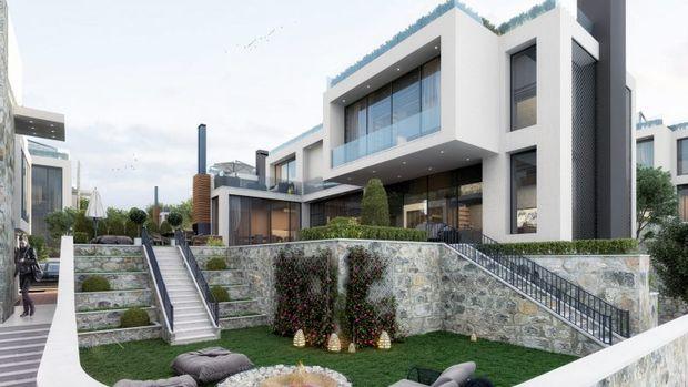 Carpediem Villaları Fiyatları 2 Milyon TL'den Başlıyor