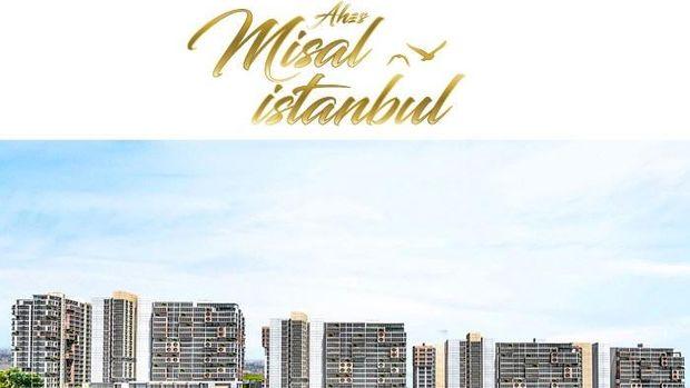 Ahes Misal İstanbul 16 Kasım'da Görücüye Çıkıyor! 2 Bin 400 Konutluk Yeni Proje!