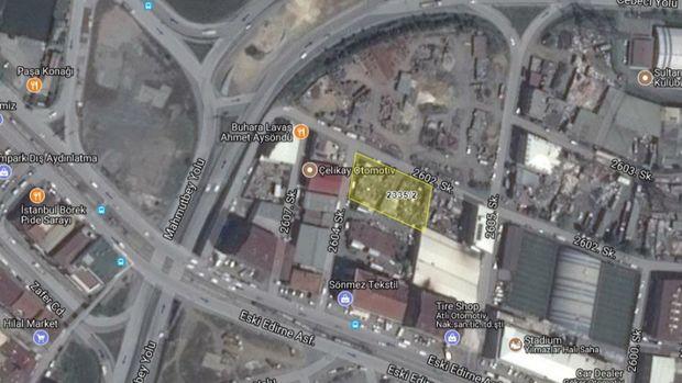 İBB'den Sultangazi'de 5 Milyona Satılık Arsa