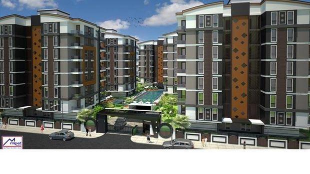 AYT Elegance Residence Projesinde 600 Bin TL'ye 3+1