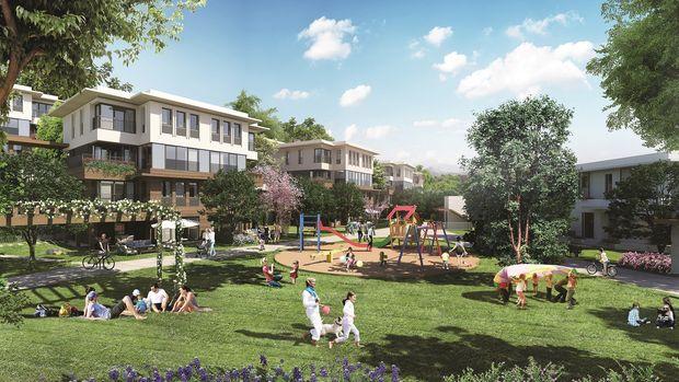 Eston Şehir Koru Projesi 640 Bin TL'den Satışa Çıktı