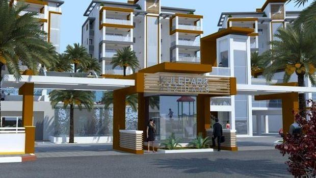 Kule Park Residence Fiyatları 400 Bin TL'den Başlıyor