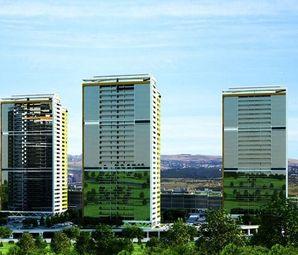 Ametist Residences Projesinde 1 Milyon 100 Bin TL'ye 4+1
