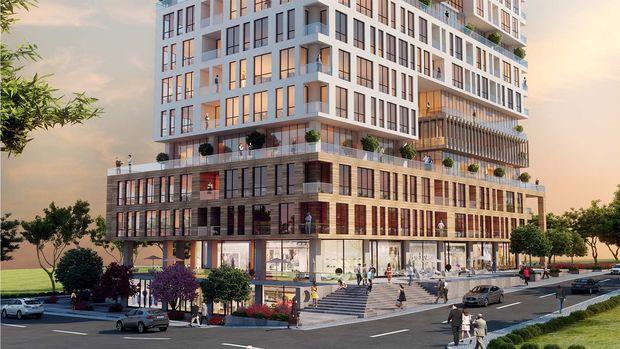 Borkonut Center Satılık Ofis Fiyatları 255 Bin TL'den Başlıyor