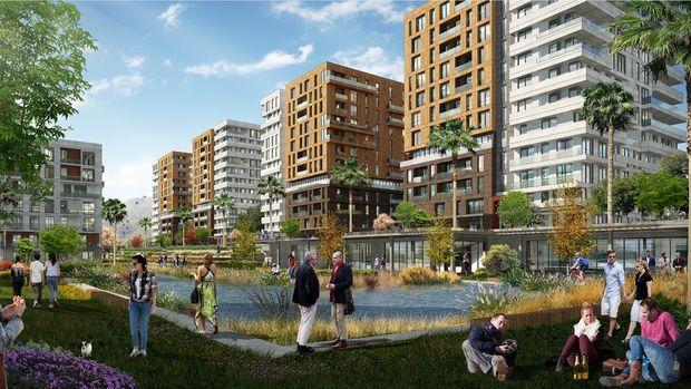 Sur Yapı Antalya Kepez Kentsel Dönüşüm Projesi Kasım Sonu Satışta