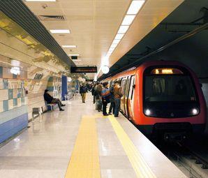 Anadolu Yakası'nda İnşaatı Devam Eden Metro Hatları