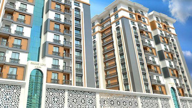 Cadde Life Alibeyköy Projesinde 420 Bin TL'ye 2+1