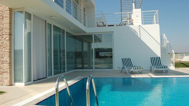 Novron Feronia Villaları Antalya Konut Projesinde 160 Bin Avroya 4+1 Villla