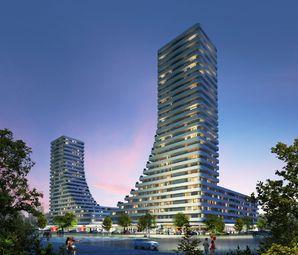 Harmony Towers'ta Peşinatsız Bin 900 TL Taksitle Hemen Teslim Ev