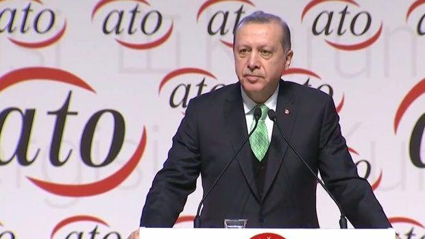 Cumhurbaşkanı Erdoğan'dan Kanal İstanbul Müjdesi