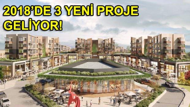 Nef Ormantepe Projesi 299 Bin TL'den Satışa Çıktı