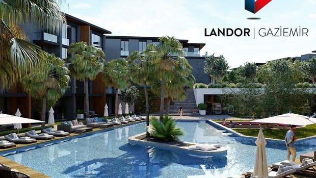 Landor Gaziemir Fiyatları 435 Bin TL'den Başlıyor