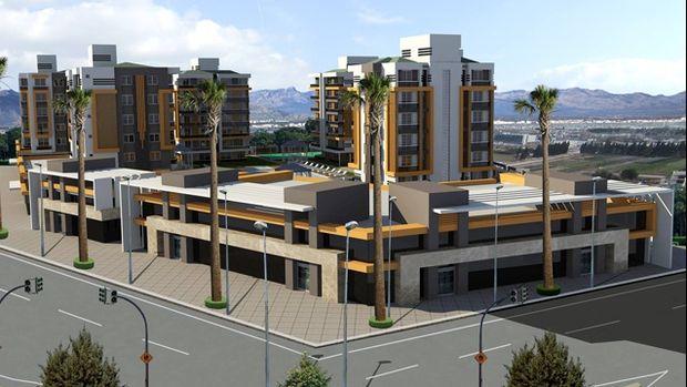 Samut Comfort City Antalya Kepez'de Yükseliyor