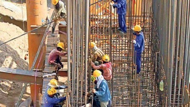 İnşaat Sektöründe İstihdam Yüzde 7,9 Azaldı