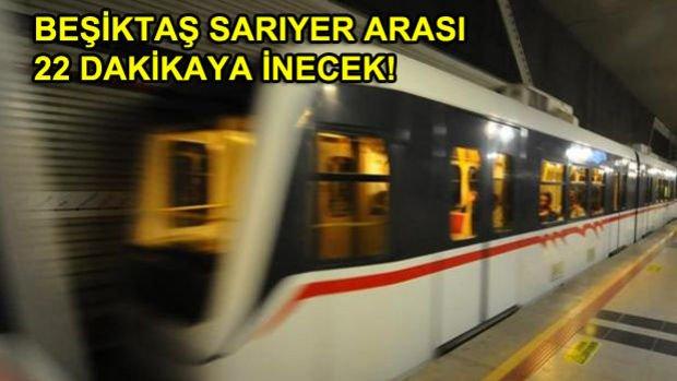 Beşiktaş Sarıyer Metro Hattı Bu 14 Semtten Geçecek
