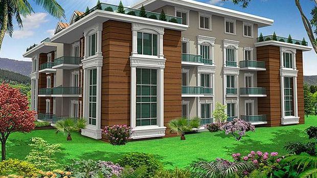 Rose Garden Evleri Fiyatları 300 Bin TL'den Başlıyor