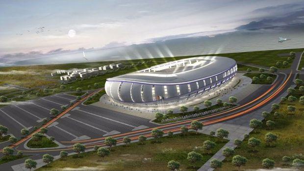 Yeni Ordu Stadı'nın İçinde Otel de Olacak! Türkiye'de İlk!