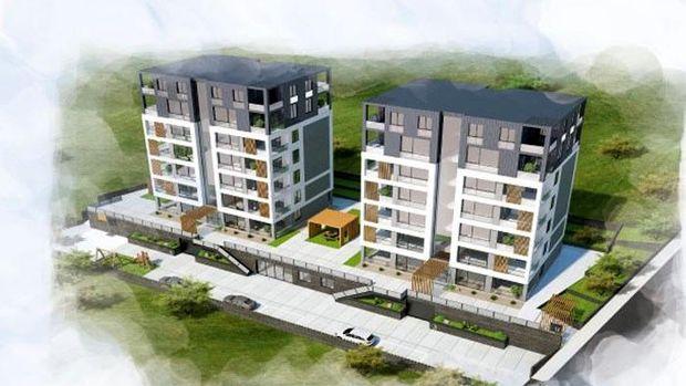 Kayapa Şehir Evleri Fiyatları 3+1'lerde 355 Bin TL'den Başlıyor