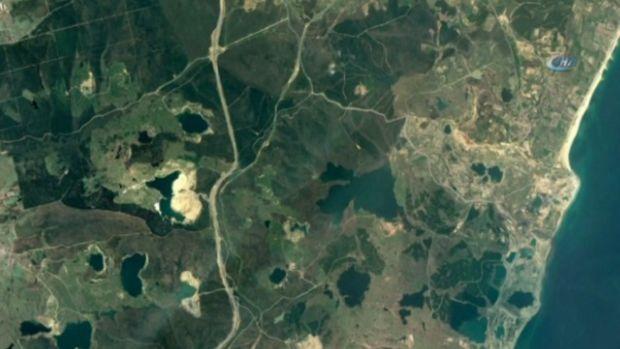 3.Havalimanı İnşaatının Gelişimi Uzaydan Görüntülendi