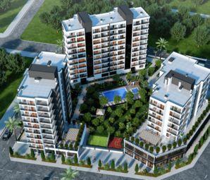 Işık Hanım Sitesi Adana Konut Projesinde 285 Bin TL'ye 2+1