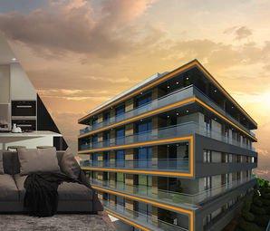 Uzaltaş Paradise Residence Projesini 187 Bin TL'den Satışa Çıkardı