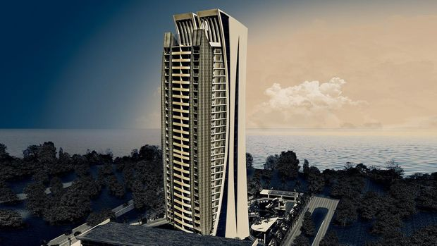 Marvista Premium Projesinde 1 Milyon 150 Bin TL'ye 5+1