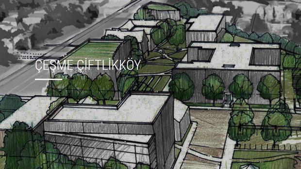 Çeşme Çiftlikköy Projesi Geliyor