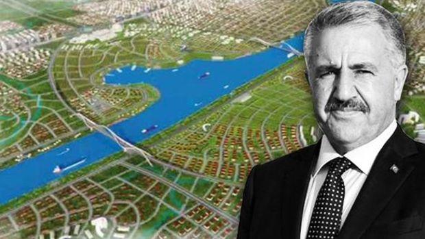 Bakan'dan Kafa Karıştıran Kanal İstanbul Açıklaması