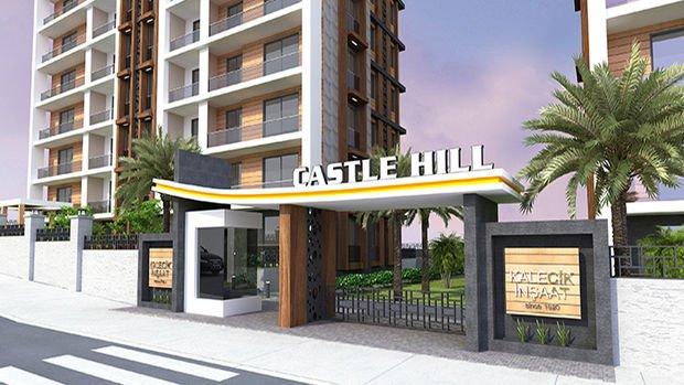 Castle Hill Silivri Konut Projesi Geliyor