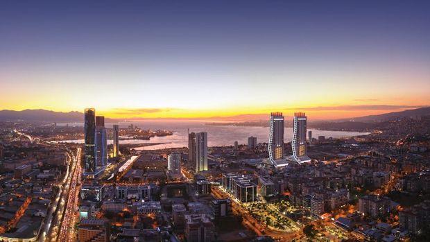 Biva Tower İzmir Bayraklı'da Yükseliyor