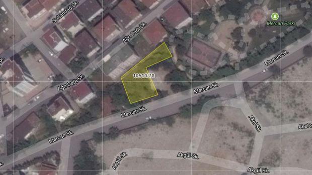 İstanbul Defterdarlığı'ndan Kartal Soğanlık'ta Satılık Arsa