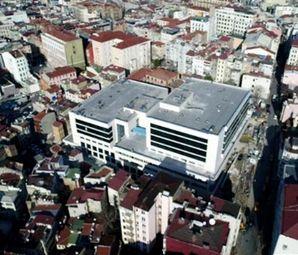 Yeni Taksim İlkyardım Hastanesi Nisan 2018'de Açılıyor