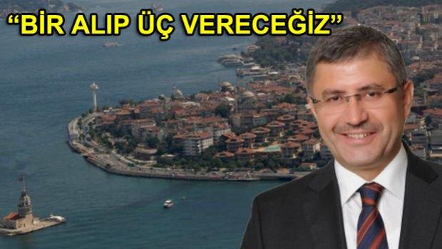 Üsküdar Belediyesi Kırazlıtepe'de Son Kartlarını Oynamaya Hazırlanıyor