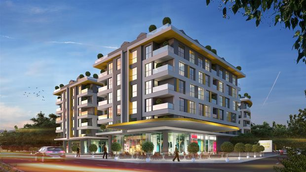 Maranda Yellow Çerkezköy Konut Projesinde 305 Bin TL'ye 2+1