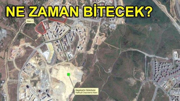 Toki Kayaşehir 22. Bölge Toplu Konut Projesi Başlıyor