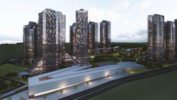 West Avenue Ankara Konut Projesi Geliyor