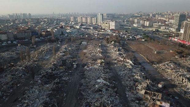 Zeytinburnu Nakliyeciler Sitesi'nin Yıkımı Tamamlandı